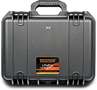 Tracer LiFePO4 Battery Packs