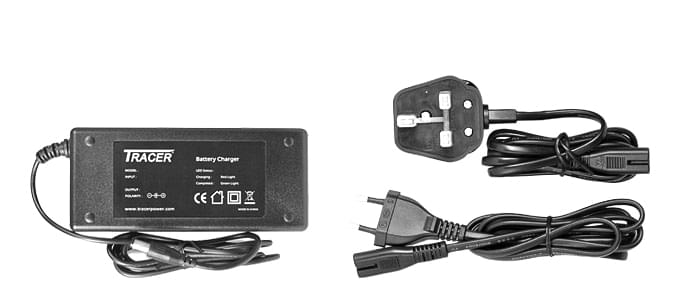 24V 2A LiFePO4 Charger
