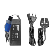 24V 2A LiFePO4 Charger - Neutrik Plug