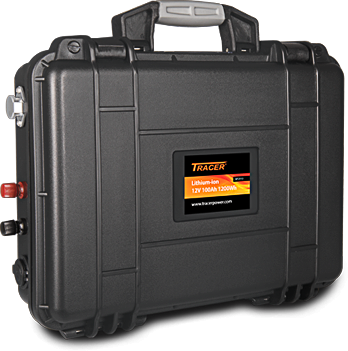 Tracer Li-ion Portable Carry Case Kits