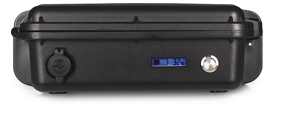 LiFePO4 Battery Pack Fuel Gauge