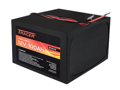 Tracer 12V 100Ah LiFePO4 Battery Module