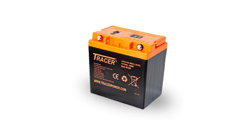 Tracer 12V 24Ah LiFePO4 Battery Pack