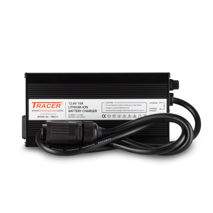 Tracer Battery Charger TR8205 12V 4A LiFePO4